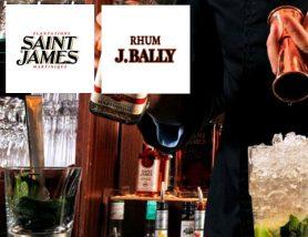 Journée à Sainte-Marie avec les Rhums Saint-James et J.BALY